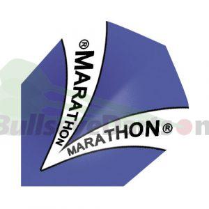 Harrows Marathon blauw-wit flight