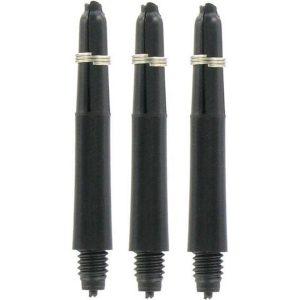 Nylon Zwart Kort 35mm shaft