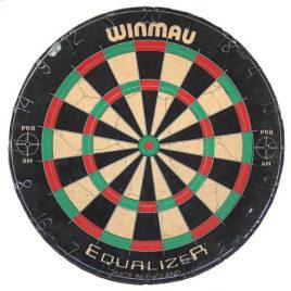 Winmau Equalizer dartbord