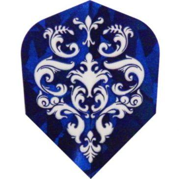 Harrows Hologram Blue ornament Std. flight