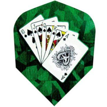 Harrows Hologram Playing Cards flight