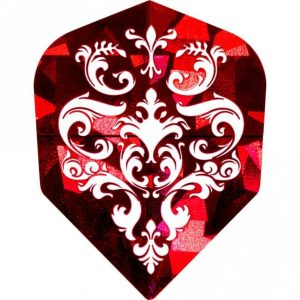 Harrows Hologram Red Ornament flight