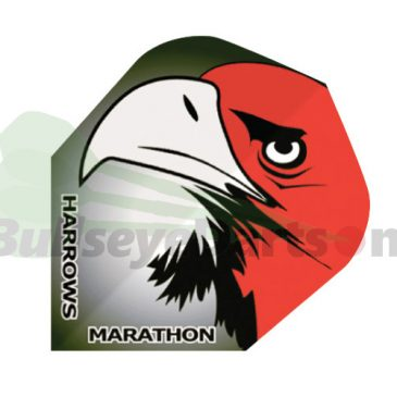 Harrows Marathon Eagle flight