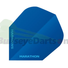 Harrows Marathon Blauw flight