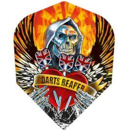 Harrows Quadro Darts Reaper flight