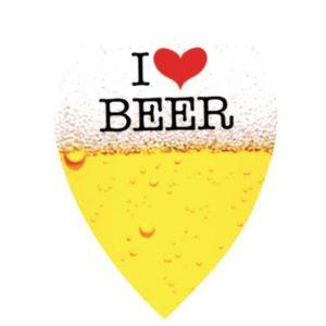 Harrows Quadro Peer I love beer flight