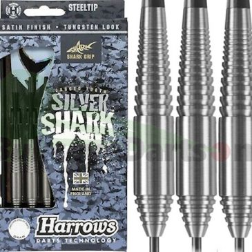 Harrows Silver Shark Brass