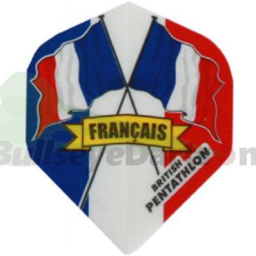 Pentathlon Frankrijk flight