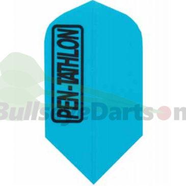 Pentathlon Solid Slim lichtblauw