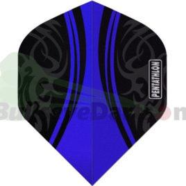 Pentathlon Vision Tribal blauw