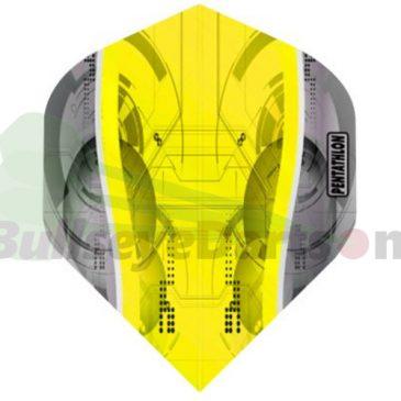 Pentathlon Silver Edge Science geel