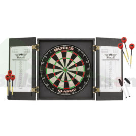 Classic Cabinet Dartboard Set