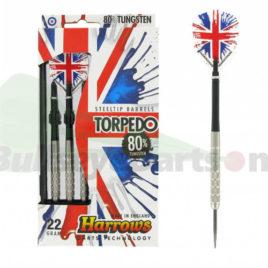 Harrows Torpedo 80% tungsten