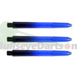 Kunststof black donkerblauw shaft