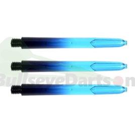 Kunststof black lichtblauw shaft