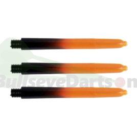 Kunststof black oranje shaft