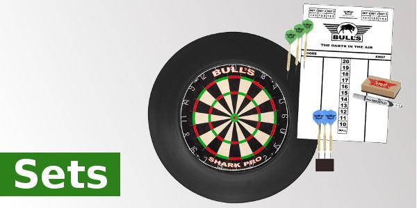 Complete Dartsets van Dartshop Bullseye Darts