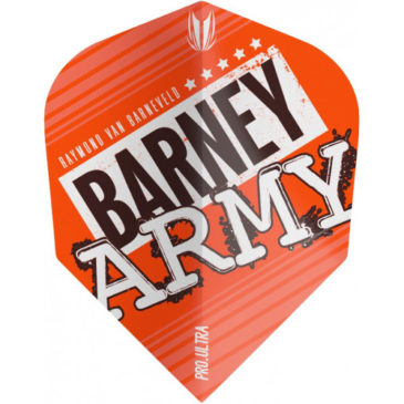Vision Ultra Barney Army Orange Std. 6