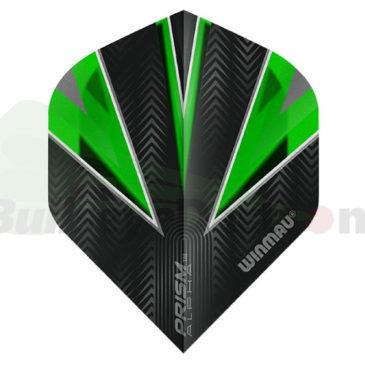 Winmau Prism Alpha groen