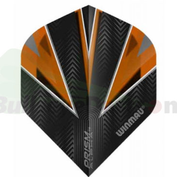 Winmau Prism Alpha oranje