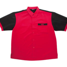 Bull's Dartshirt Red Black