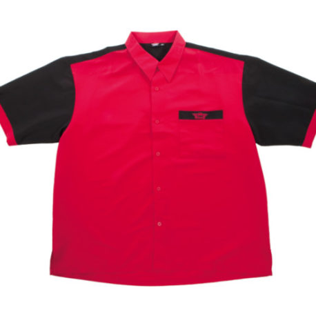 Bull's Dartshirt Red Black