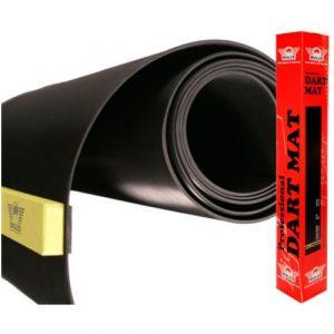 Rubber Dartmat met Oche 300×90 cm