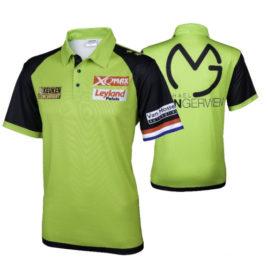 Michael van Gerwen Match shirt 2019 2 sterren