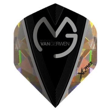 Michael van Gerwen Std. 2D Broken Glass