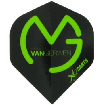 Michael van Gerwen Std. XQM Black Green