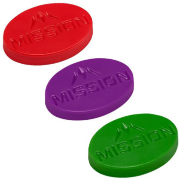 Mission Logo Grip Wax