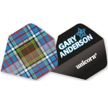 Authentic Gary Anderson Big Wing Tartan