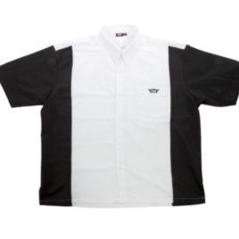 Bull's Dartshirt White Black