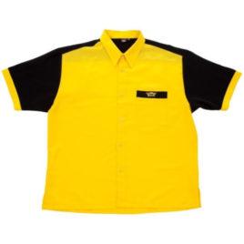 Bull's Dartshirt Yellow Black