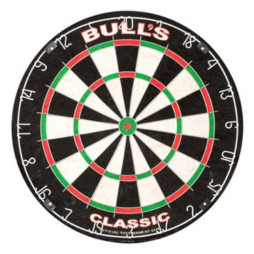 Bull's The Classic Dartbord
