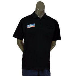 Unicorn Team Dartshirt Black