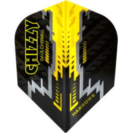 Dave Chisnall Prime Chizzy Black Yellow