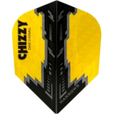 Dave Chisnall Prime Chizzy Yellow Black