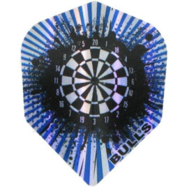 Diamond Std. Dartboard Blue flight