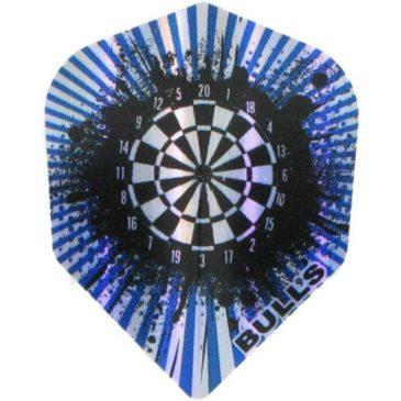 Diamond Std. Dartboard Blue flight