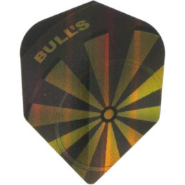 Diamond Std. Dartboard Gold flight