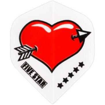 Fivestar Std. Heart flight