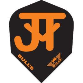 Powerflite Std. JvT Black Orange flight