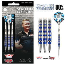 Martin Schindler The Wall 80% PCT Blue
