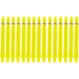 Nylon + Ring Yellow Shaft 5-pack