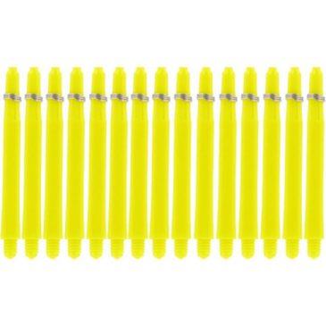 Nylon + Ring Yellow Shaft 5-pack Medium