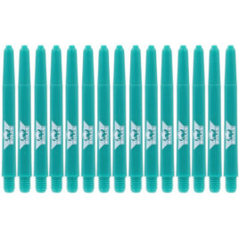 Nylon Shaft Aqua 5-pack