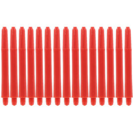 Nylon Shaft Red 5-pack