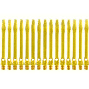 Simplex Medium Gold 5-pack shafts