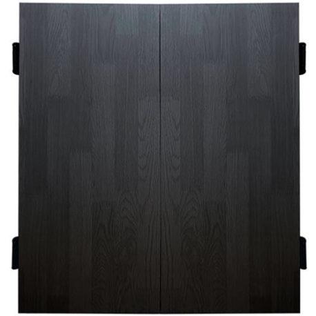 Bull's Deluxe Wooden Cabinet Black